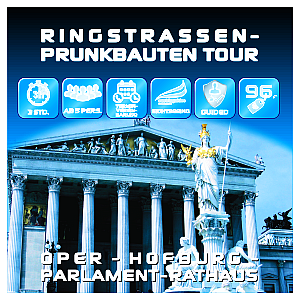 Ringstrassen-Prunkbauten Tour